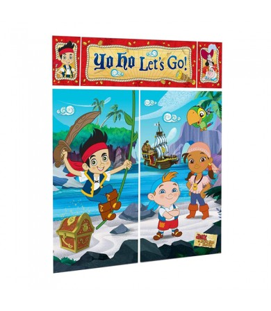 Jake and the Neverland Pirates Scene Setter - 672288
